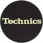 FEUTRINES TECHNICS LOGO YELLOW GLOW X2
