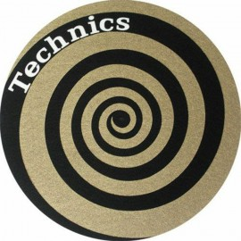 FEUTRINES TECHNICS SPIRAL BLACK / GOLD X2