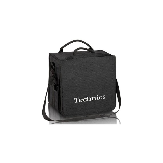 SAC DJ TECHNICS BLACK / SILVER