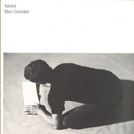 MAX GOESSLER***AUCTOR EP