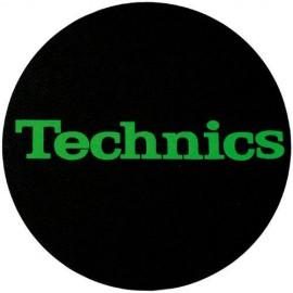 FEUTRINES TECHNICS LOGO GREEN X2