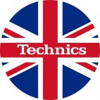 FEUTRINES TECHNICS UK FLAG X2