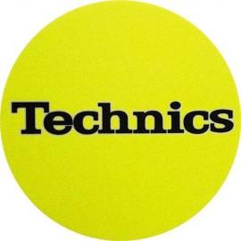 FEUTRINES TECHNICS YELLOW X2