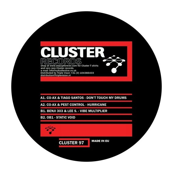 VARIOUS***CLUSTER 97