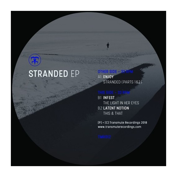 VARIOUS***STRANDED EP