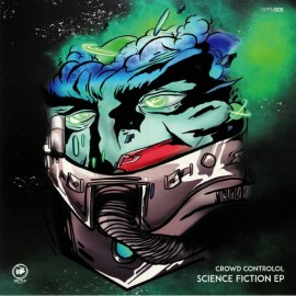CROWD CONTROLOL***SCIENCE FICTION EP