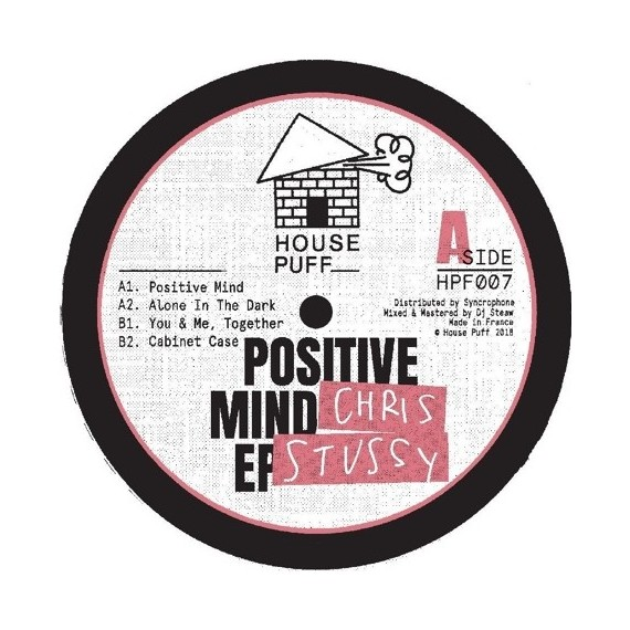 CHRISS STUSSY***POSITIVE MIND EP