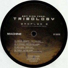 VARIOUS***BEN SIMS presents TRILOGY SAMPLER 3
