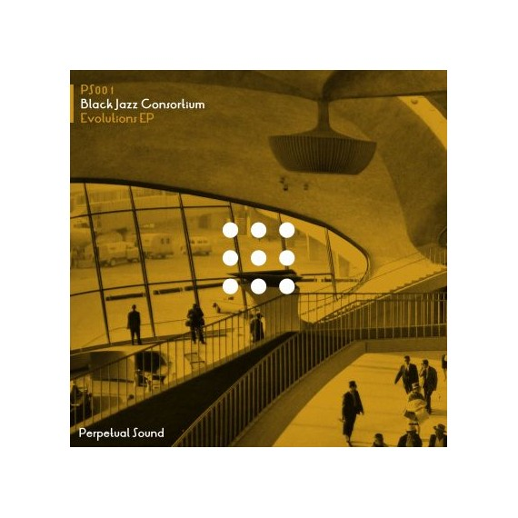 BLACK JAZZ CONSORTIUM***EVOLUTIONS EP