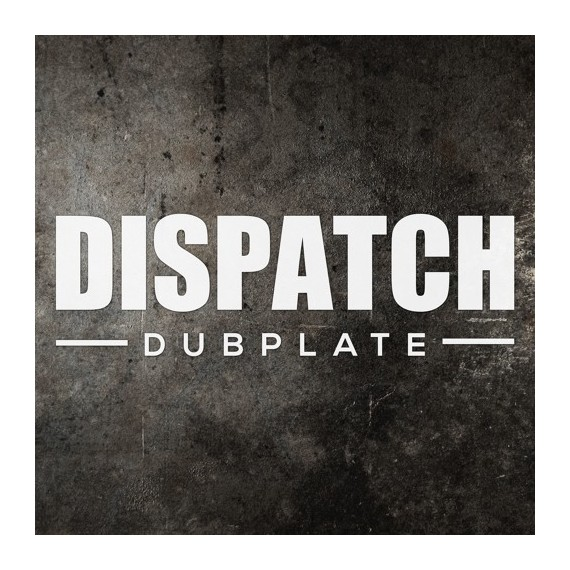 BETA 2 & ZERO T***DISPATCH DUBPLATE 013