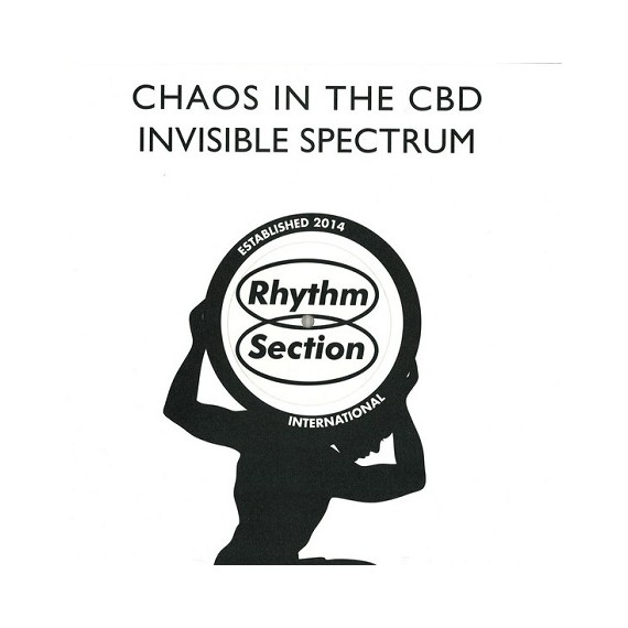CHAOS IN THE CBD***INVISIBLE  SPECTRUM