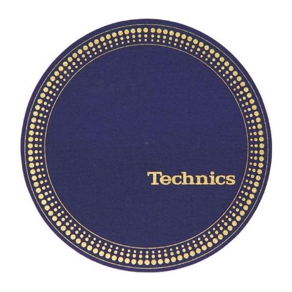 FEUTRINES TECHNICS STROBO BLUE/GOLD