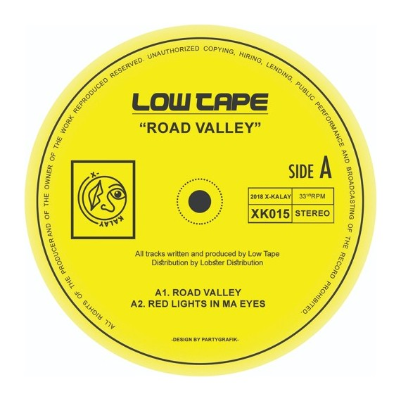 LOW TAPE***ROAD VALLEY