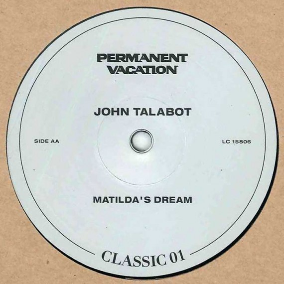 DOLLE JOLLE / JOHN TALABOT***PERMANENT VACATION CLASSIC VOL.1