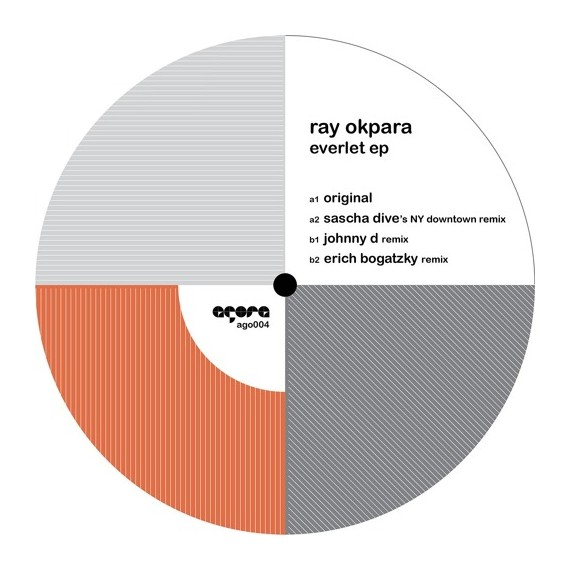 RAY OKPARA***EVERLET EP