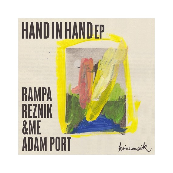 VARIOUS***HAND IN HAND EP