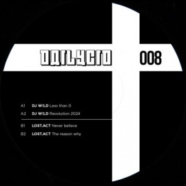 DJ WILD / LOST ACT***DAILYCID 008
