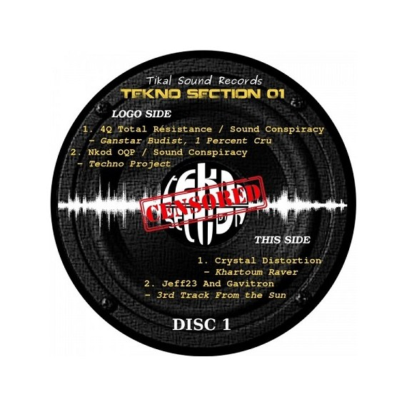 VARIOUS***TEKNO SECTION 01