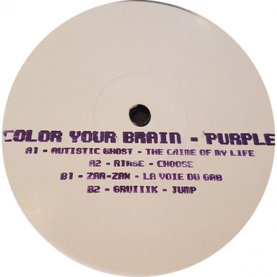 VARIOUS***COLOR YOUR BRAIN PURPLE