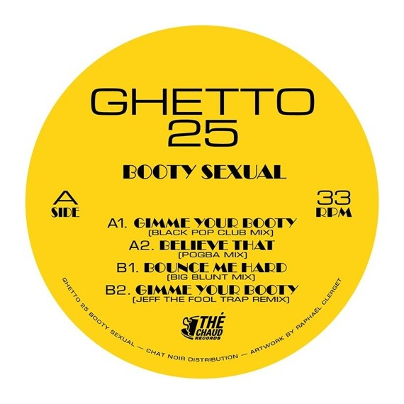 GHETTO 25***BOOTY SEXUAL