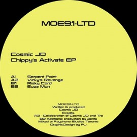 COSMIC JD***CHIPPY'S ACTIVATE EP