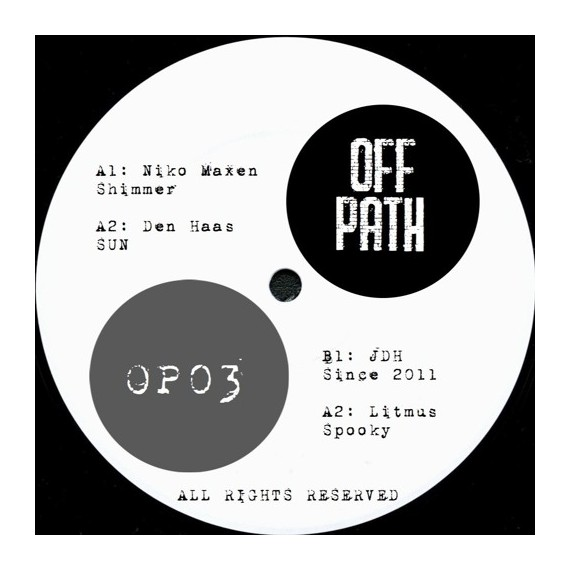 VARIOUS***OFF PATH 03