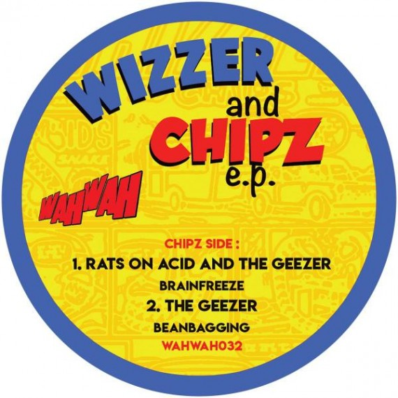 VARIOUS***WIZZER AND CHIPZ EP