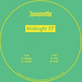 JAVONNTTE***MIDNIGHT EP
