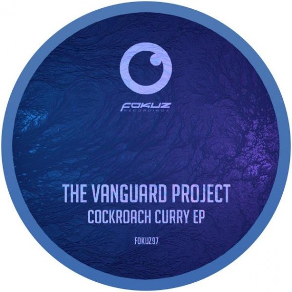 THE VANGUARD PROJECT***COCKROACH CURRY EP