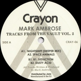 MARK AMBROSE***TRACKS FROM THE VAULS VOL.2
