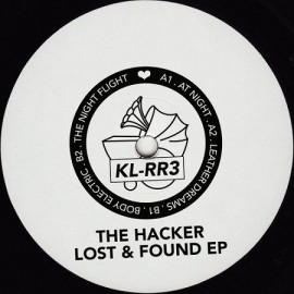 THE HACKER***LOST & FOUND EP