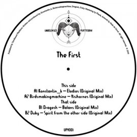 VARIOUS***THE FIRST
