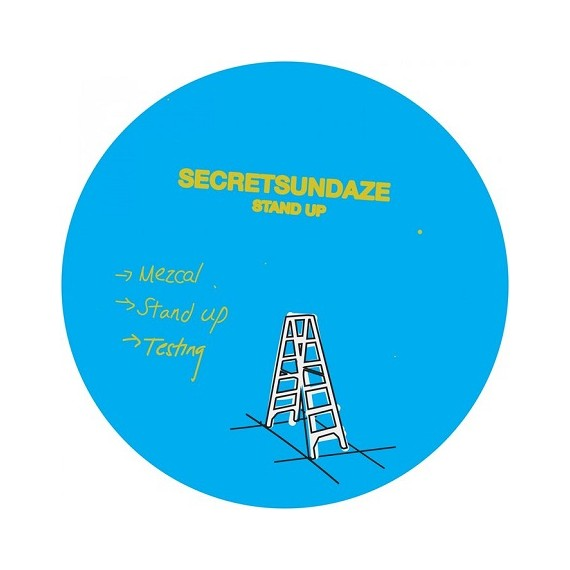 SECRETSUNDAZE***STAND UP EP