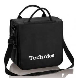 SAC A DOS DJ TECHNICS BLACK / WHITE