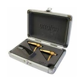 COFFRET ORTOFON CONCORDE TWIN GOLD