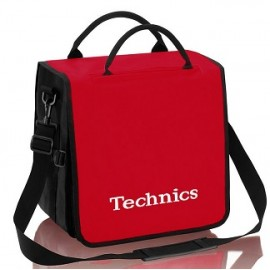 SAC A DOS DJ TECHNICS RED