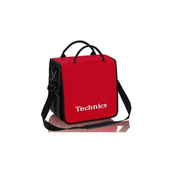 SAC DJ TECHNICS ROUGE