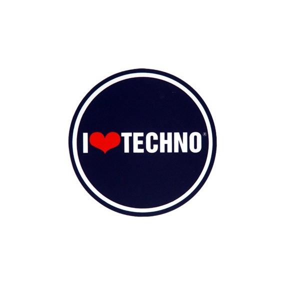 FEUTRINES I LOVE TECHNO X2