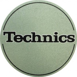 FEUTRINES TECHNICS GREEN METALLIC X2