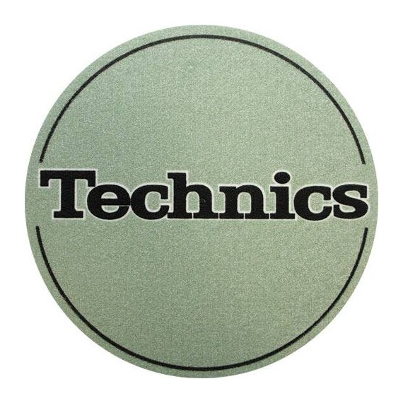 FEUTRINES TECHNICS GREEN METALLIC X2