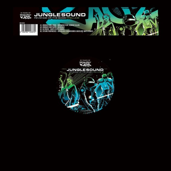 VARIOUS***JUNGLESOUND : REVENGE OF THE BASS PRELUDE