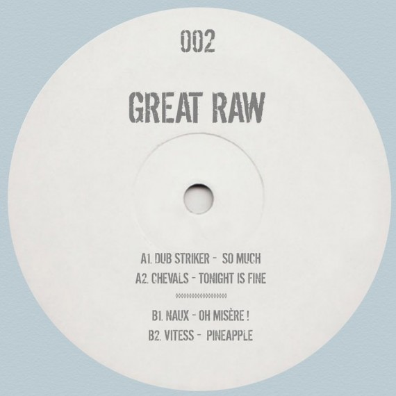 VARIOUS***GREAT RAW