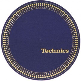 FEUTRINES TECHNICS STROBO BLUE/GOLD