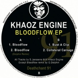 KHAOZ ENGINE***BLOODFLOW EP