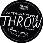 PAPERCLIP PEOPLE / LCD SOUNDSYTEME***THROW