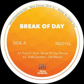 DESSEN DUO***BREAK OF DAY
