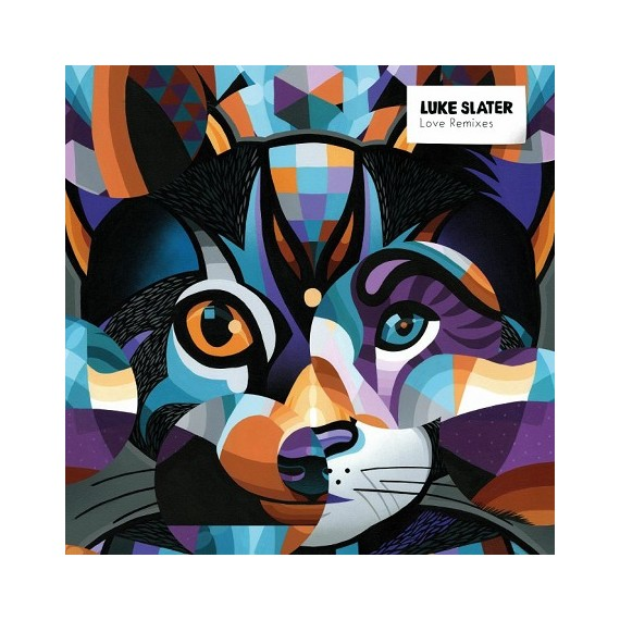 LUKE SLATER***LOVE REMIXES