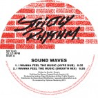SOUND WAVES***I WANNA FEEL THE MUSIC