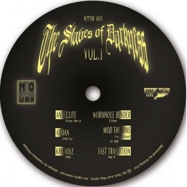 VARIOUS***THE SLAVES OF DARKNESS EP