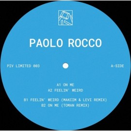 PAOLO ROCCO***PIV LIMITED 003